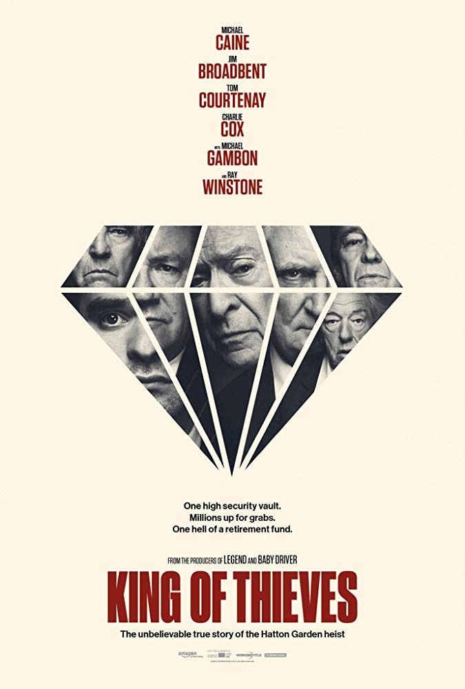 King Of Thieves Film Review