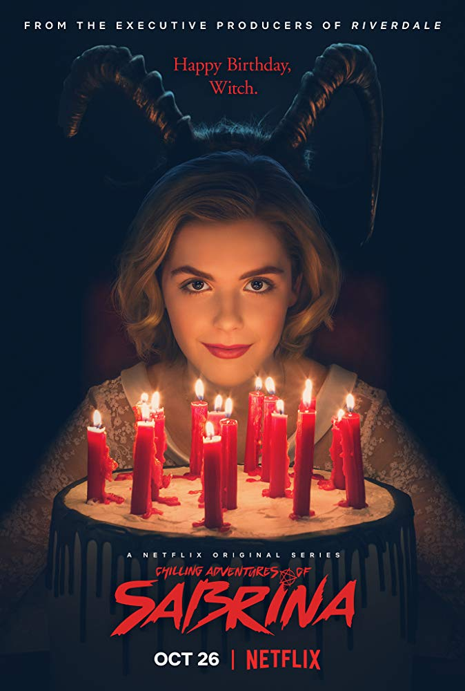 Chilling Adventures Of Sabrina TV Show Review