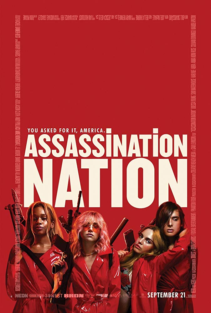 Assassination Nation Film Review