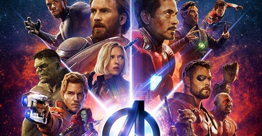 Avengers 4 (Title TBC)