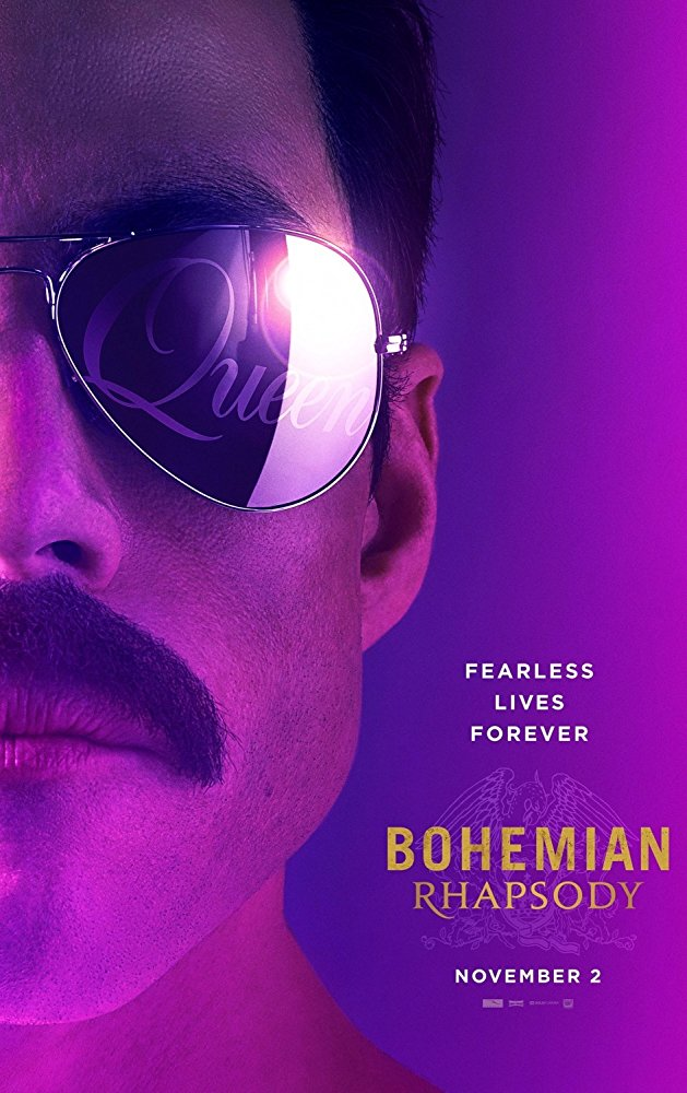 Bohemian Rhapsody Film Review