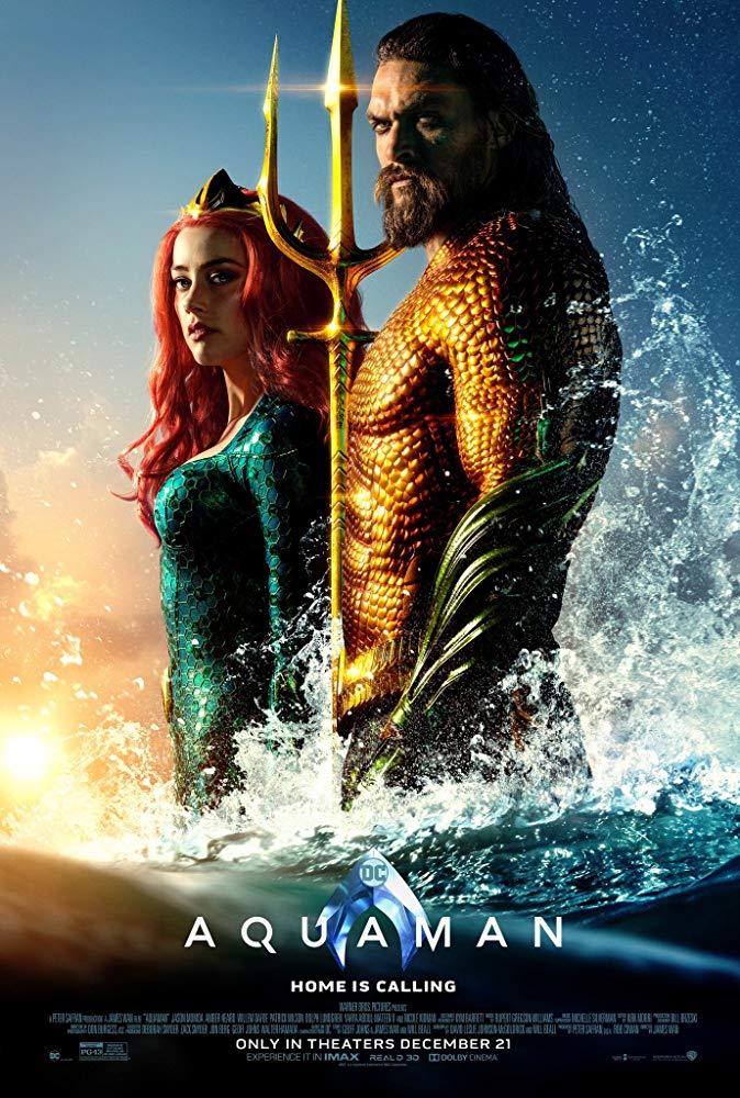 Aquaman Film Review