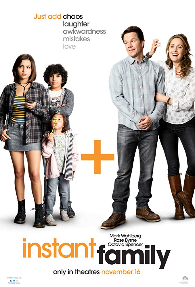Instant Family Film Review