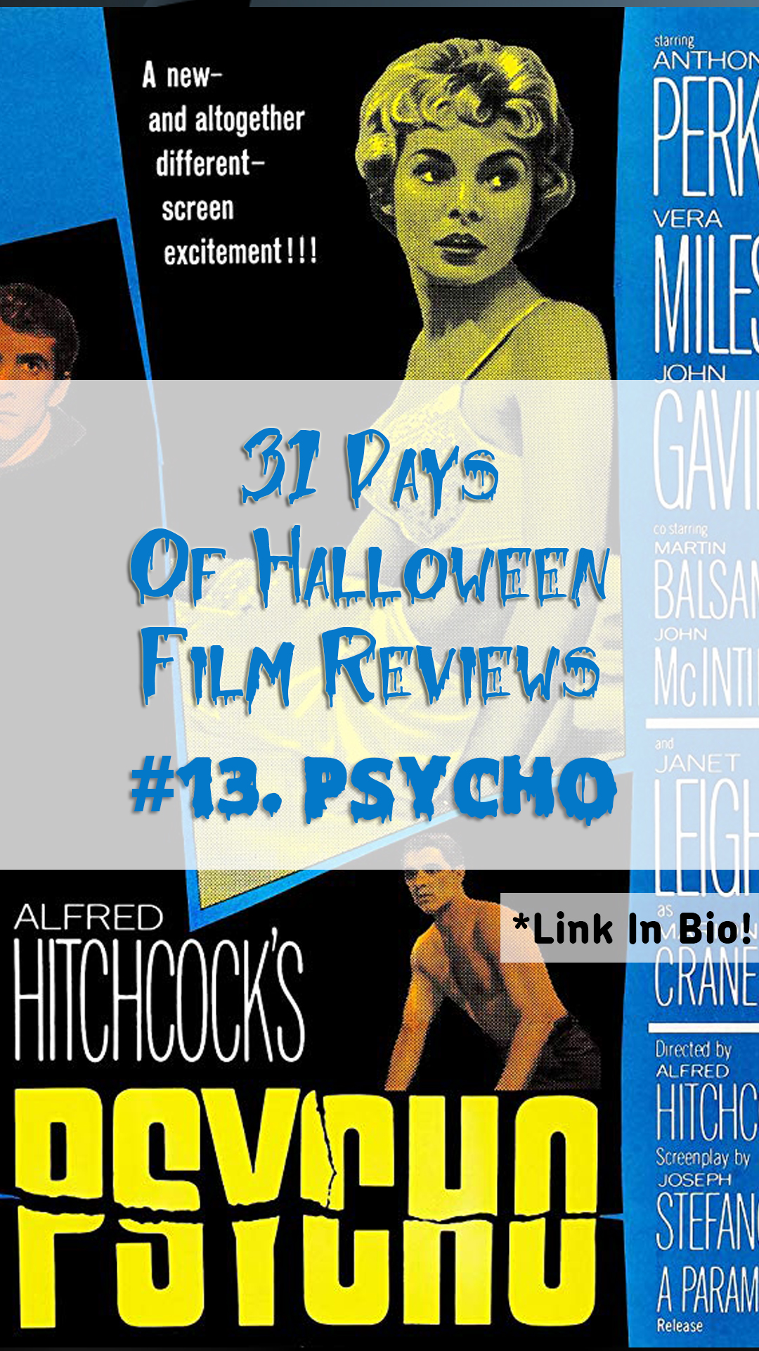 Psycho Film Review