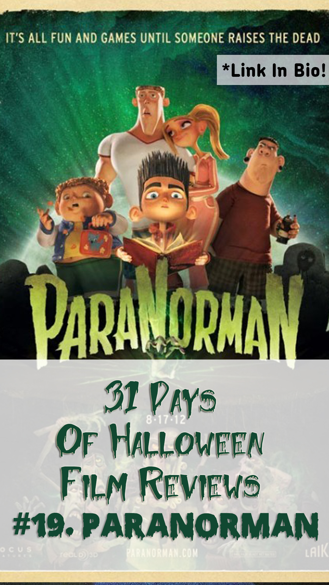 ParaNorman Film Review
