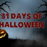 31 Days Of Halloween