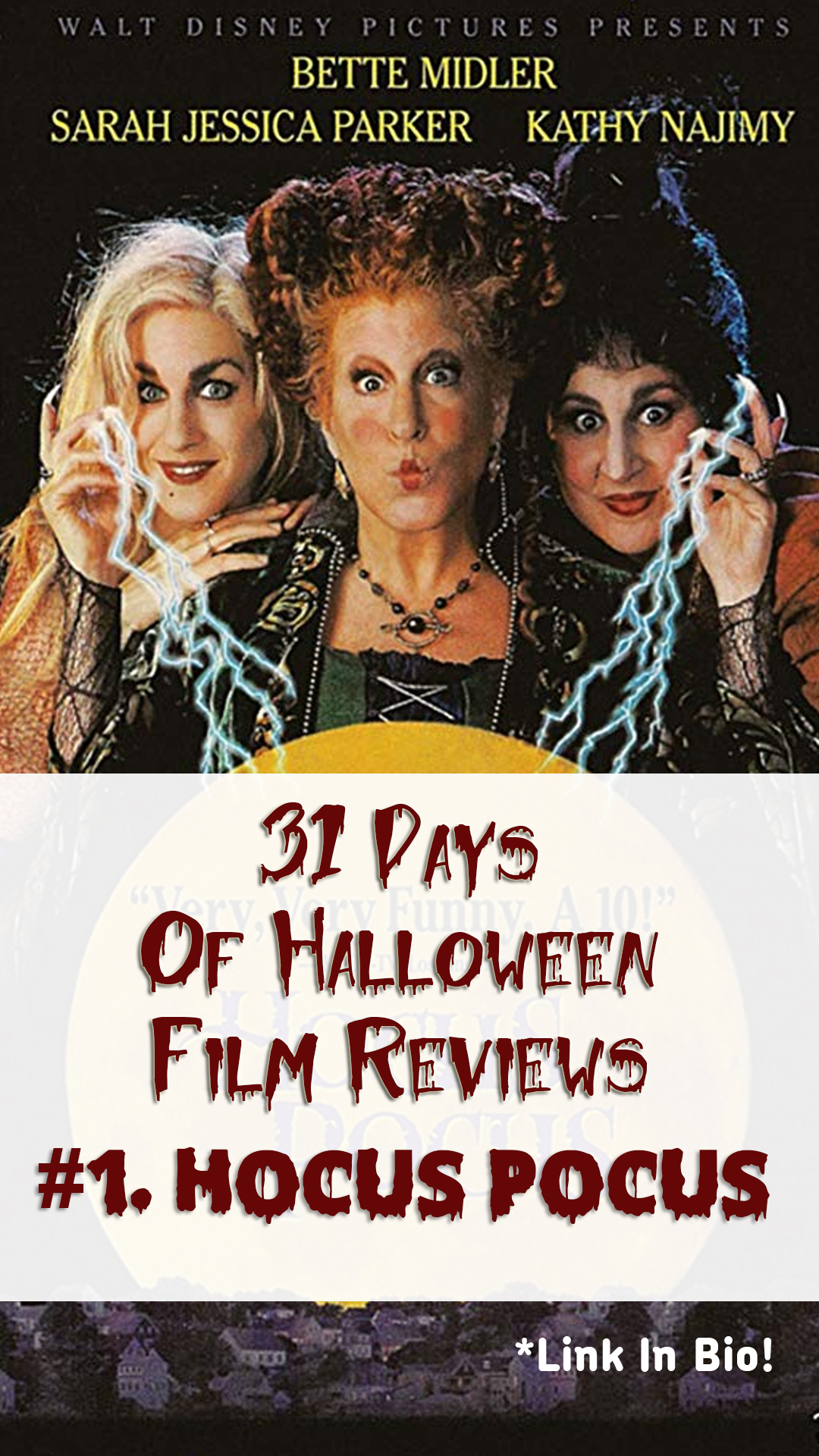 Hocus Pocus Film Review