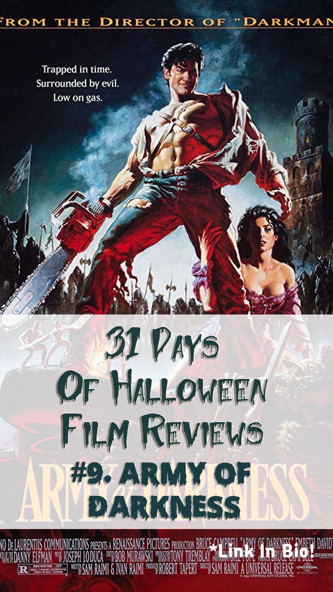 Army Of Darkness Film Review