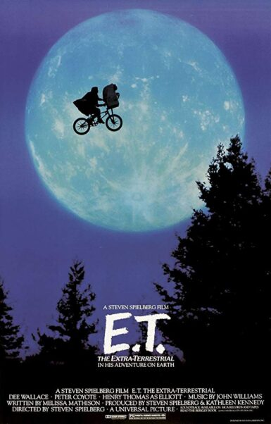 E.T The Extra-Terrestrial