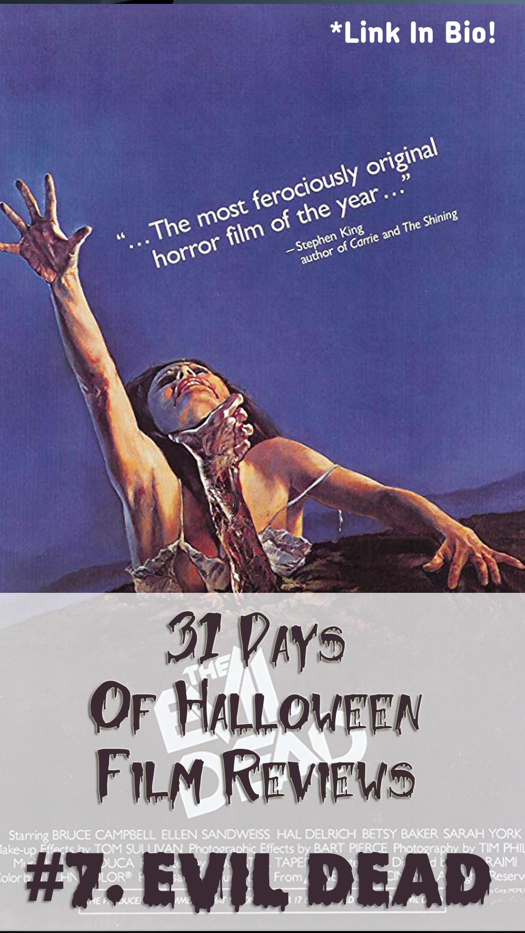 The Evil Dead (1981) Film Review