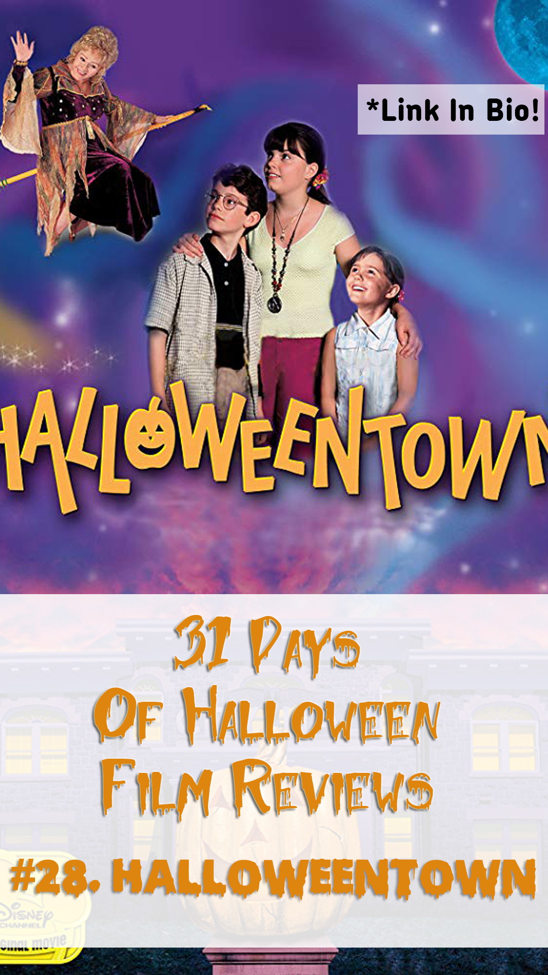 Halloweentown Film Review