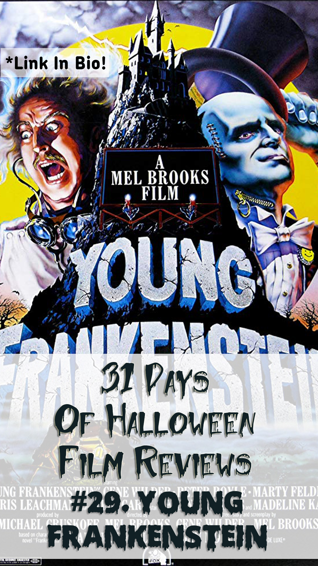 Young Frankenstein Film Review