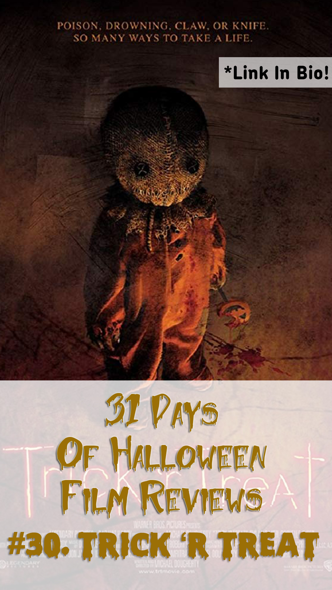 Trick 'r Treat Film Review