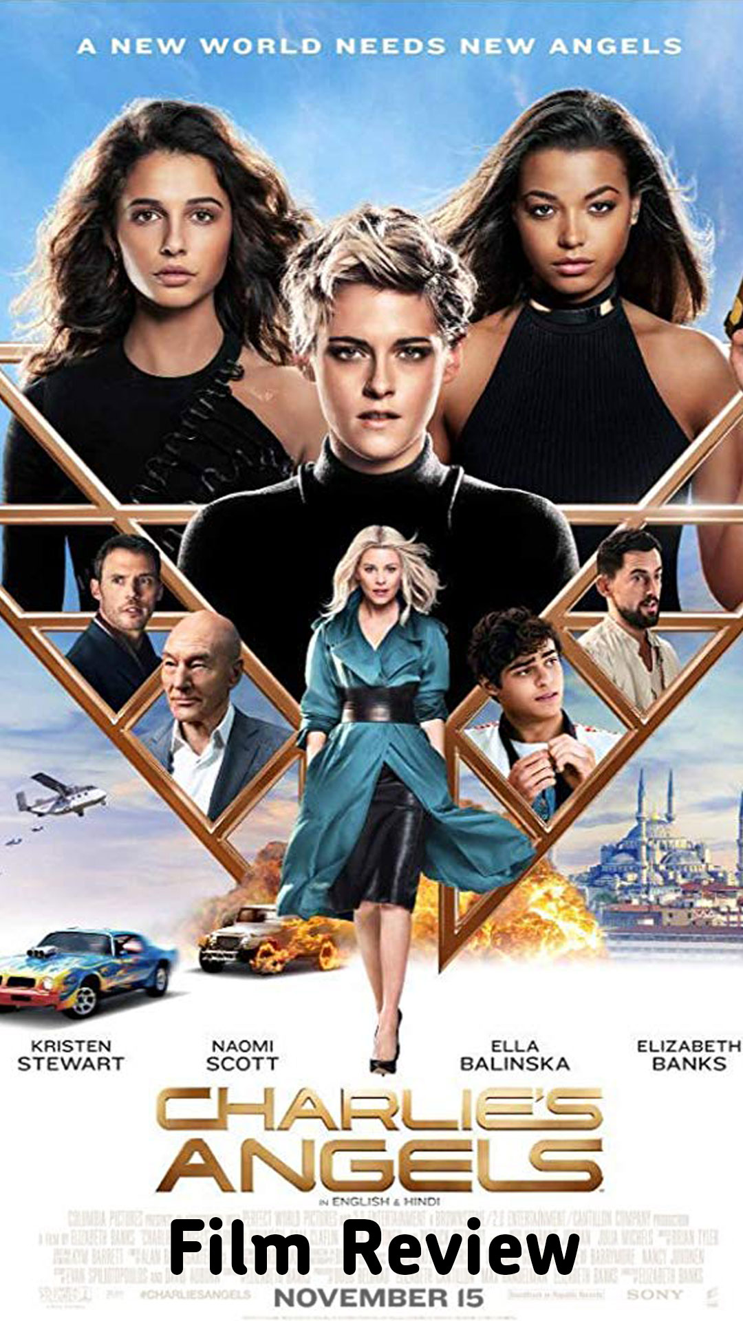 Charlie's Angels (2019) Film Review