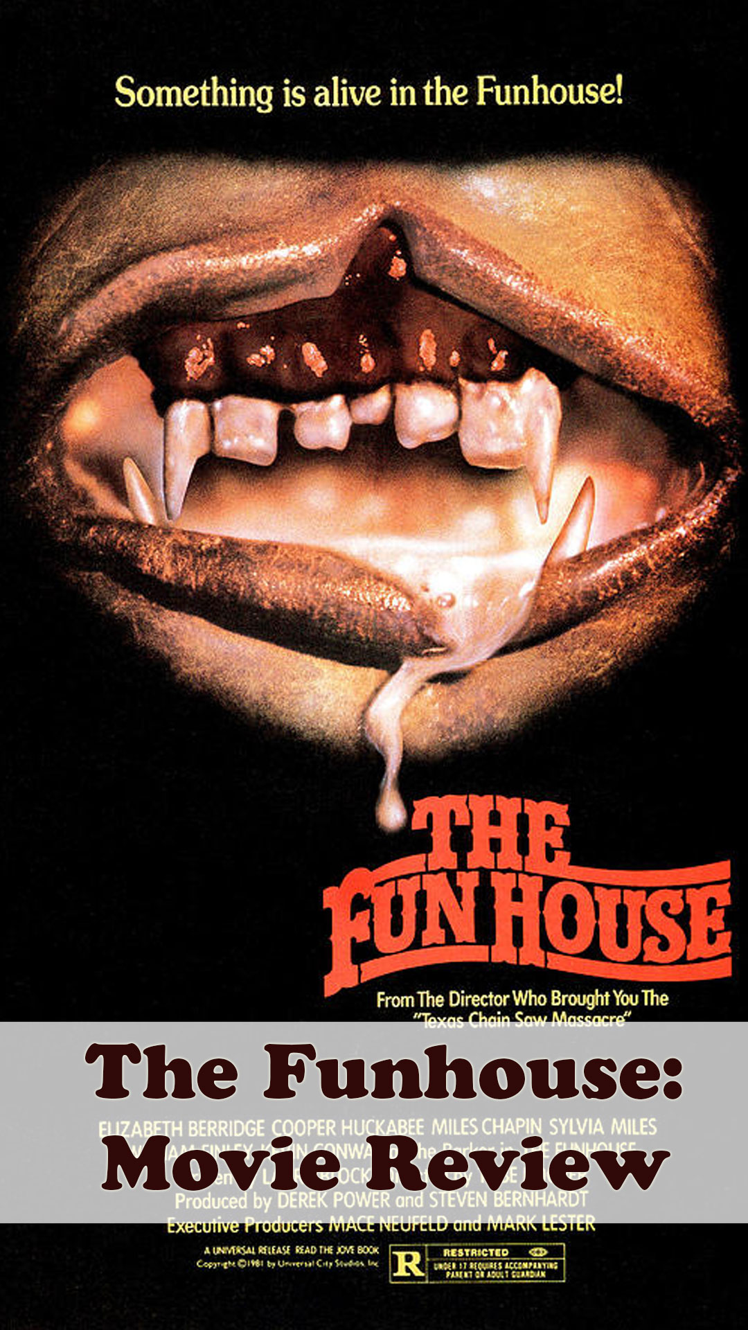 The Funhouse Film Review