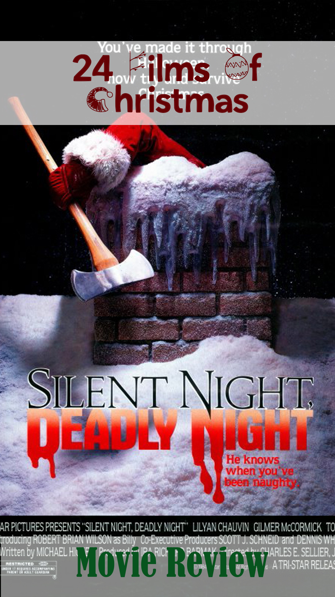 Silent Night, Deadly Night (1984) Film Review