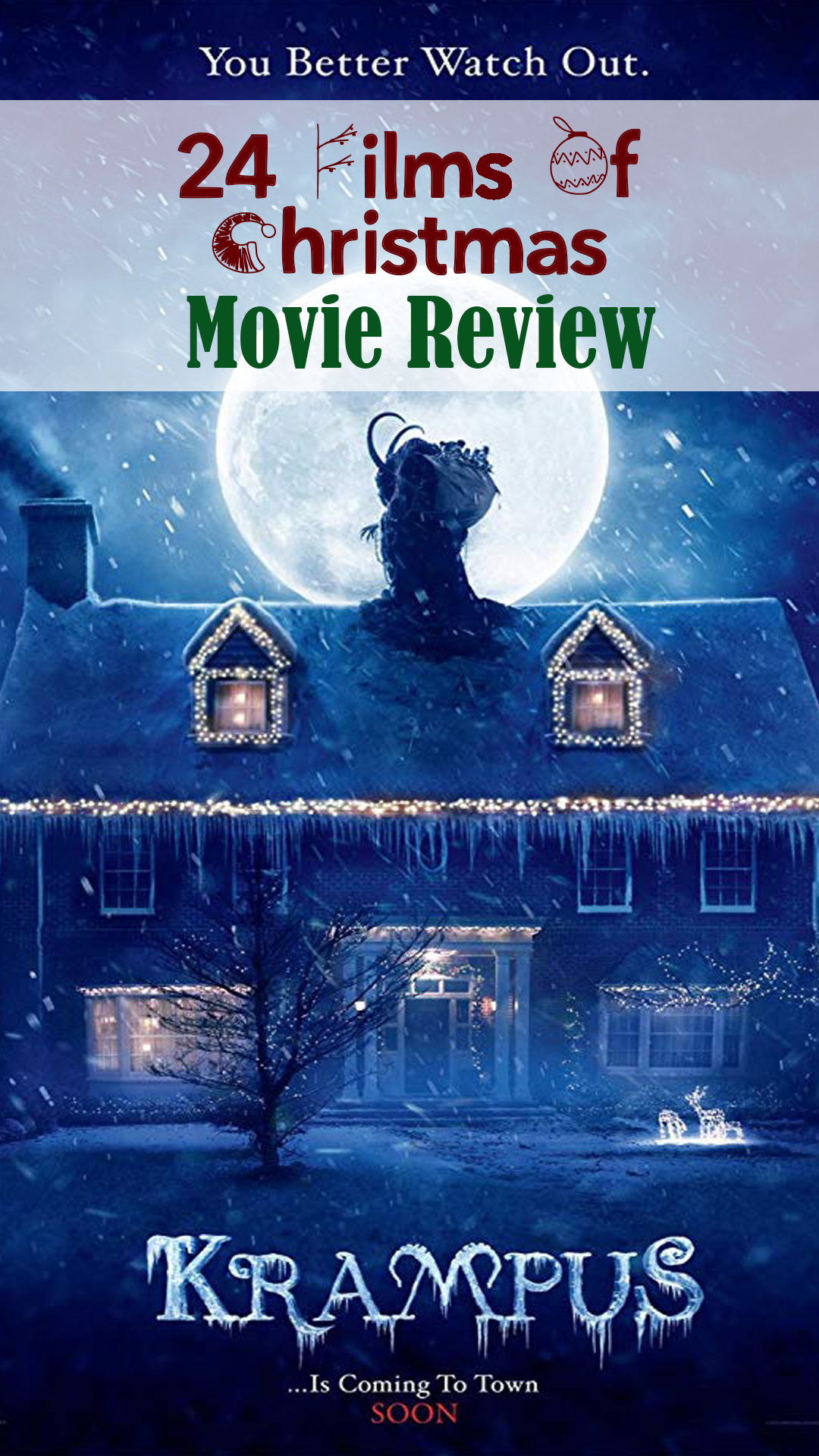 Krampus Film Review