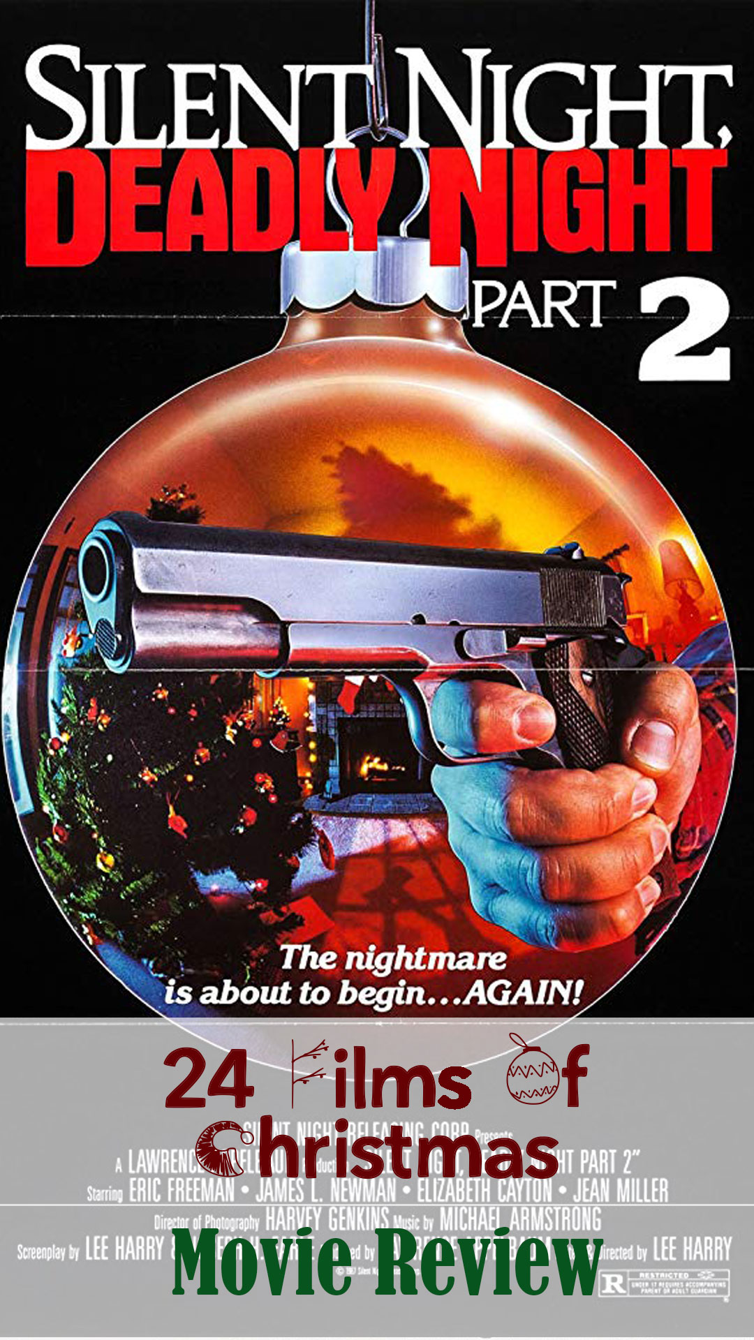 Silent Night, Deadly Night Part 2 Film Review