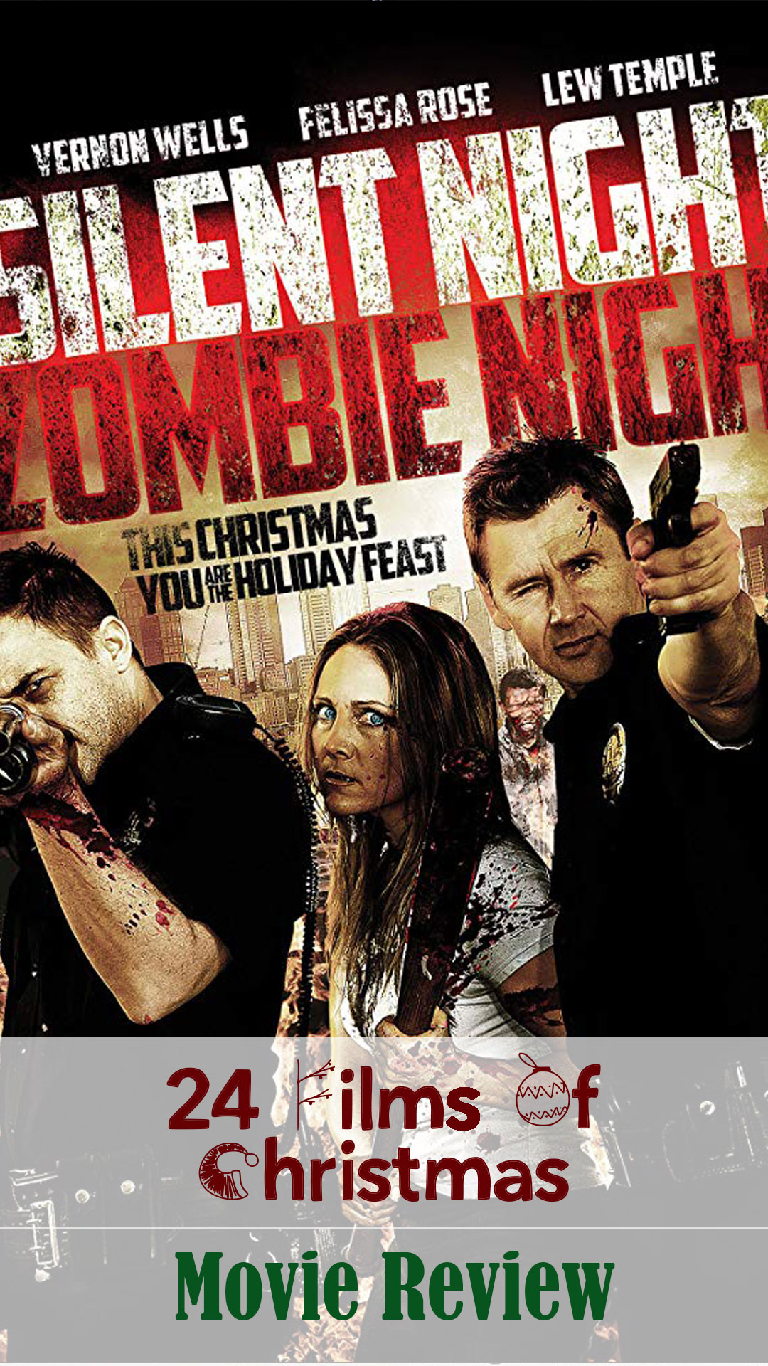 Silent Night, Zombie Night Film Review