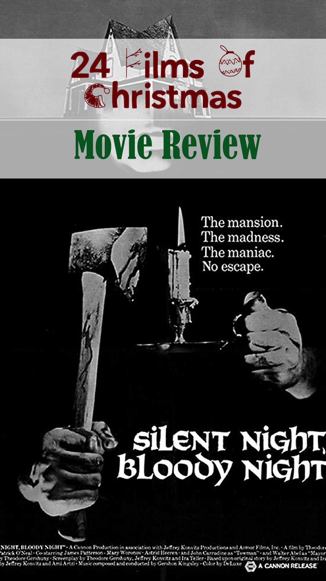 Silent Night, Bloody Night Film Review