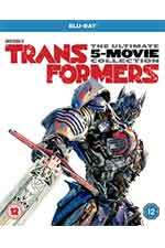 Transformers 5 Movie Blu-Ray