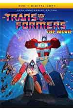 Transformers Animated Movie - 30th Anniversary Edition