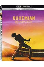 Bohemain Rhapsody on BluRay