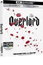 Overlord BluRay