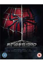 Spiderman 5 Movie Collection