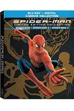 Spiderman Trilogy Boxset