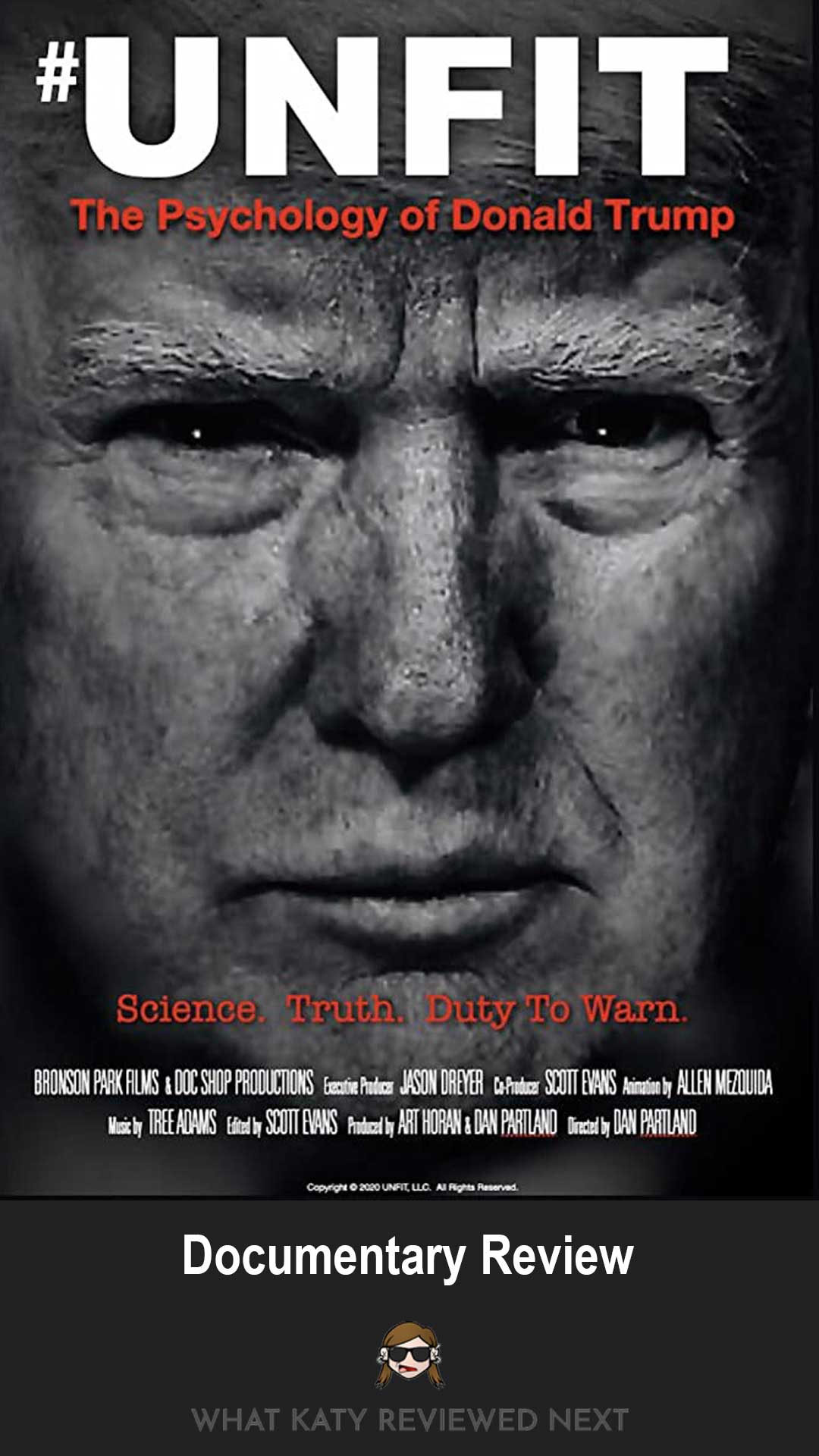 #Unfit: The Psychology Of Donald Trump Film Review