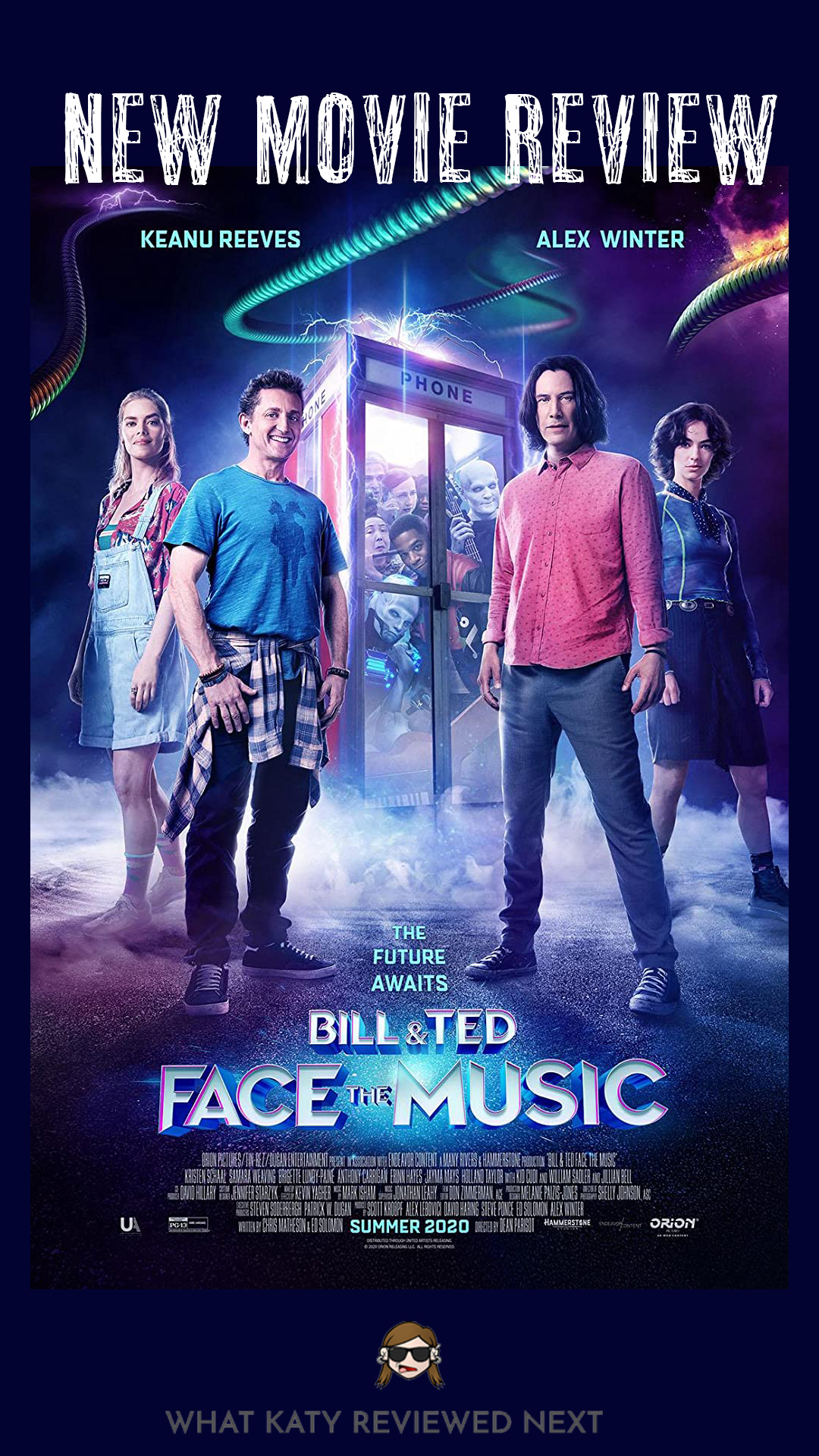 Bill & Ted Face The Music Film Review