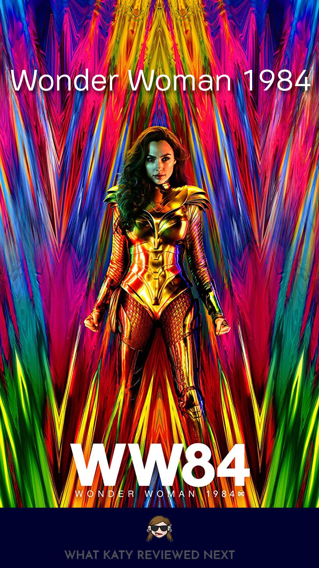 Wonder Woman 1984 Film Review
