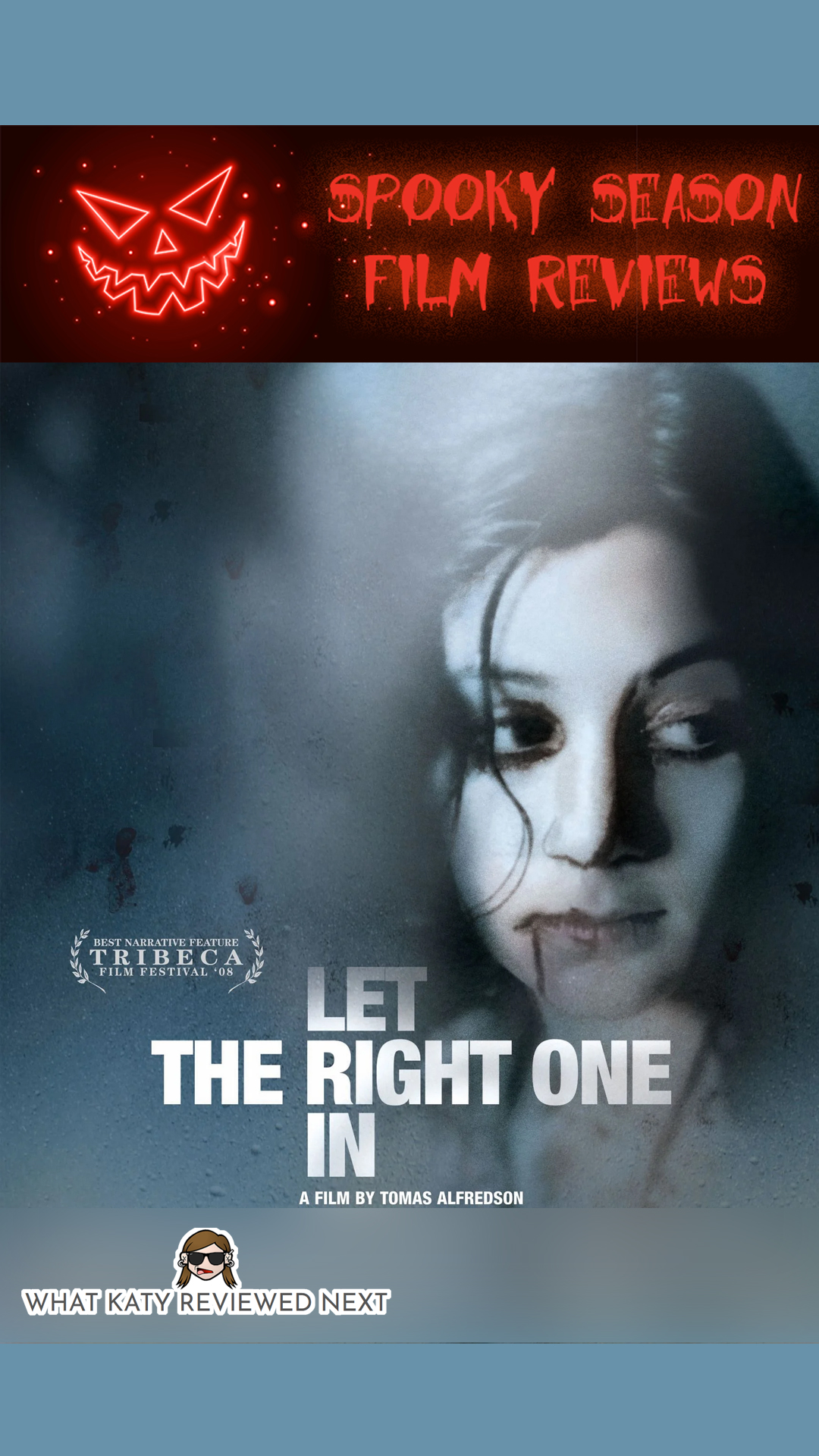 Let The Right One In Film Review
