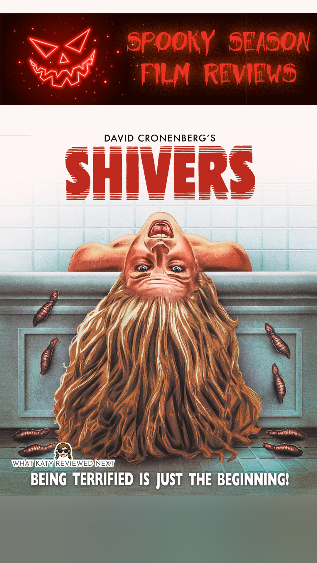 Shivers Film Review
